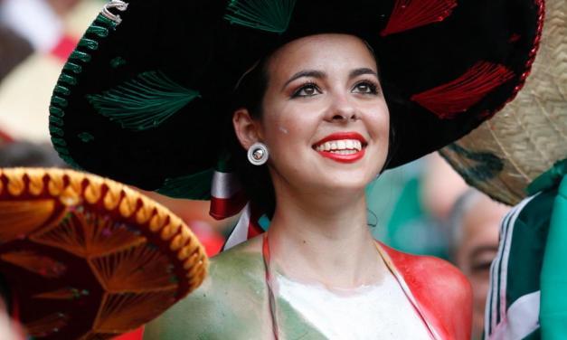 ¡Martes por la tarde, enlaces mexicanos!