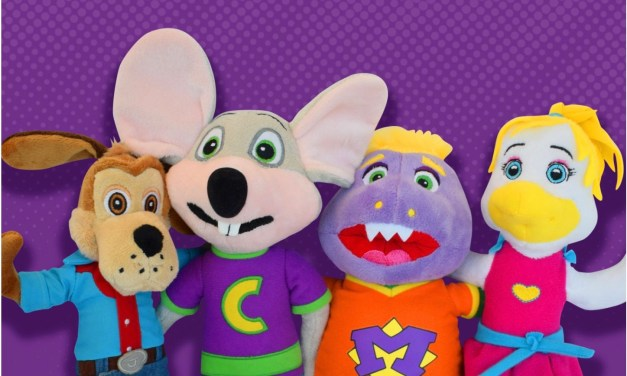 Chuck E. Cheese Re-brands as Charter School