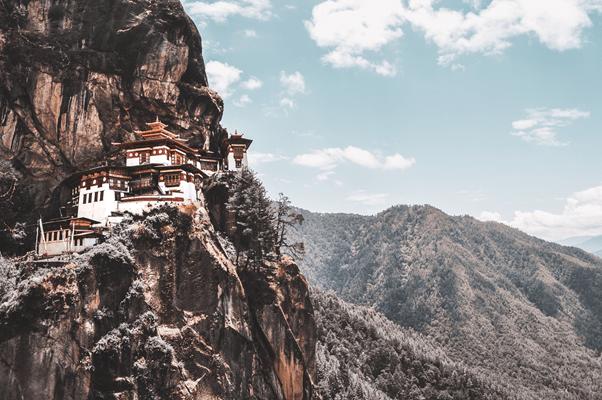 不丹環境優美