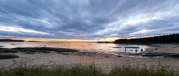 加拿大魁北克省七島港市