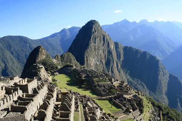 秘魯 馬丘比丘遺跡