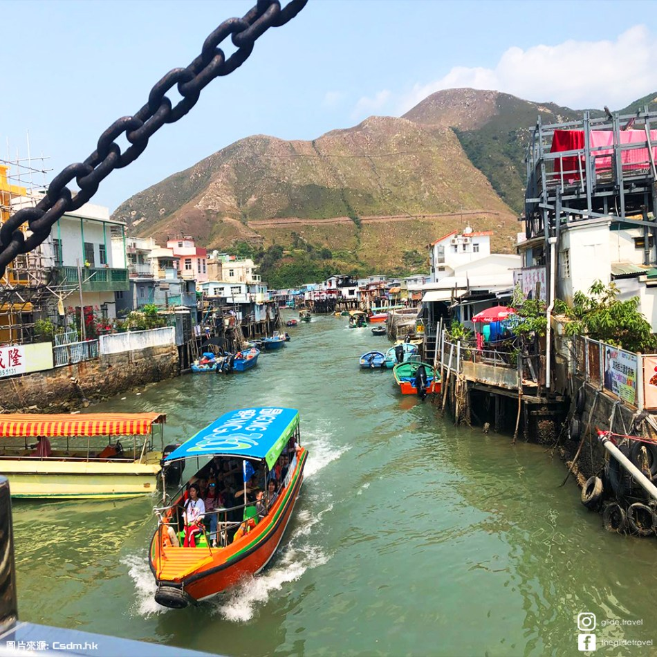 【香港景點懶人包】1分鐘認識大澳特色及交通