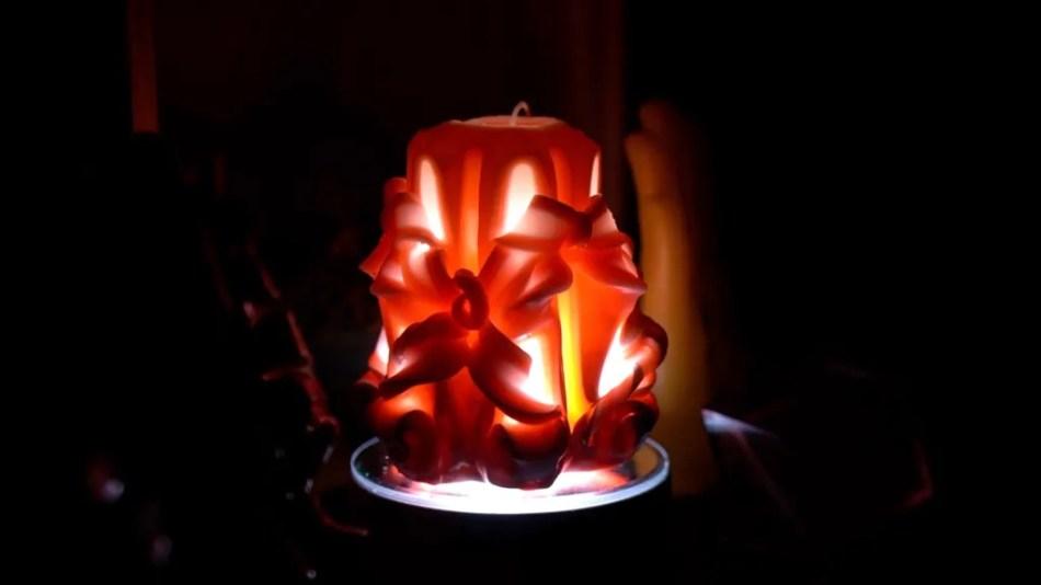 意大利藝術雕刻蠟燭工作坊