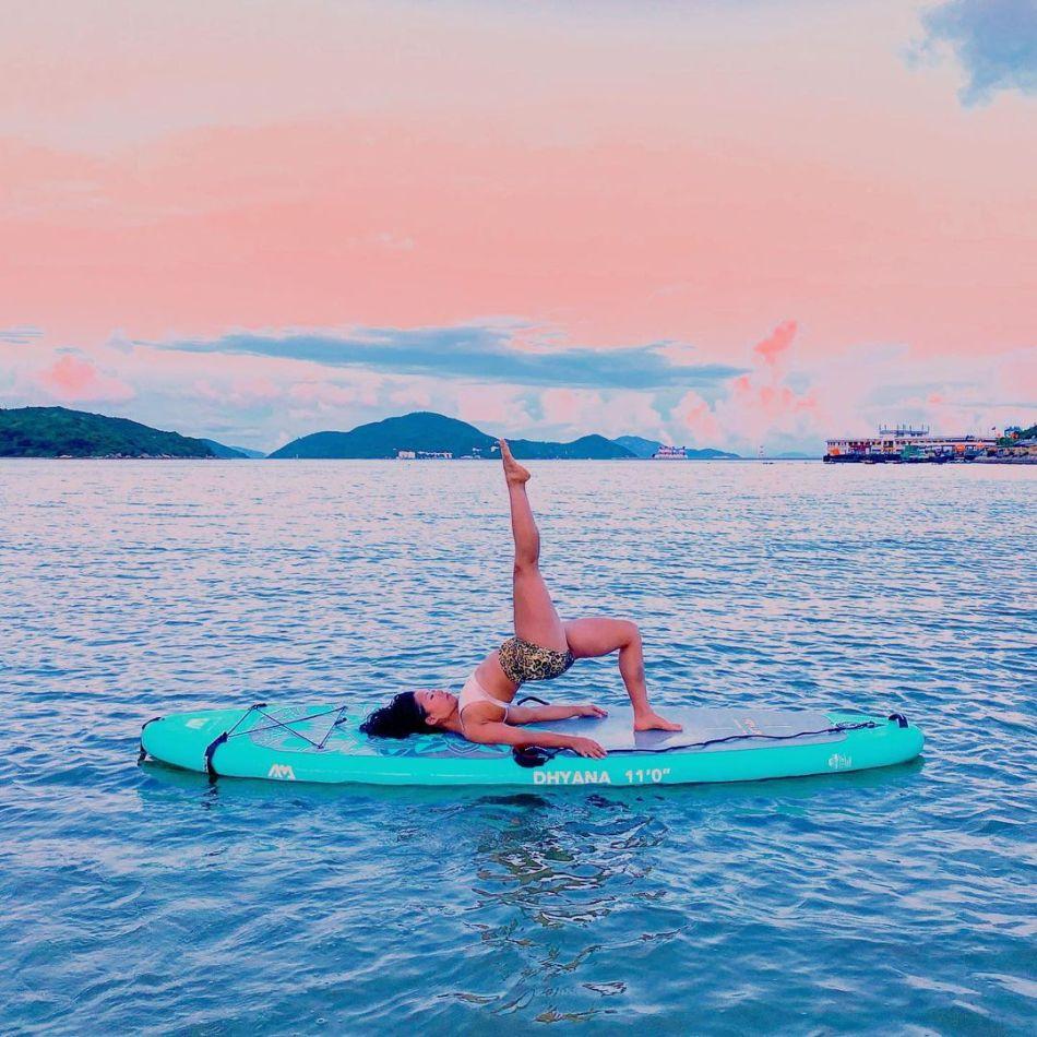 【香港水上活動】體驗水上瑜珈+梅窩美食遊!