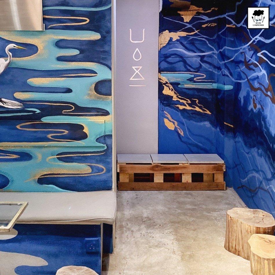 【香港好去處】17個香港壁畫打卡點─香港壁畫村、壁畫街、街頭藝術──香港壁畫──新興街咖啡店啡寮