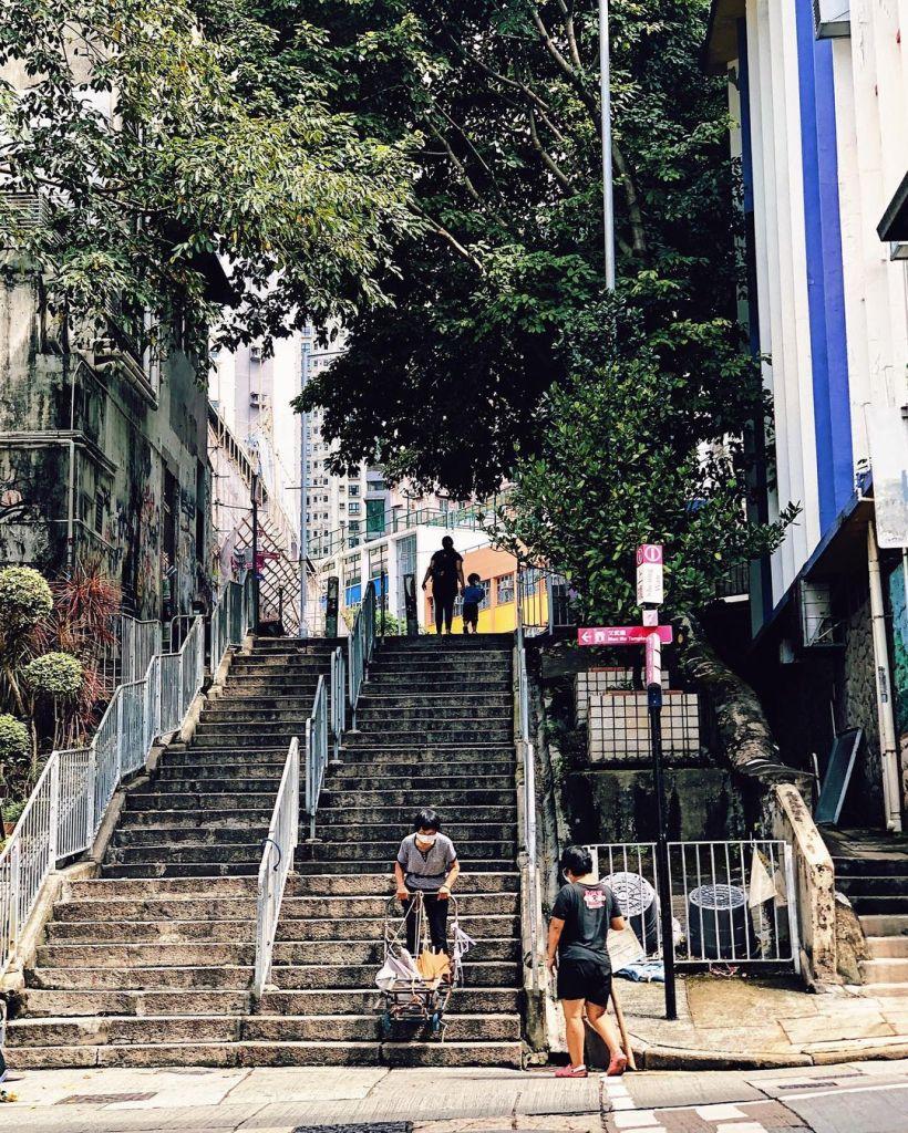 【香港影相好去處】打卡熱點2