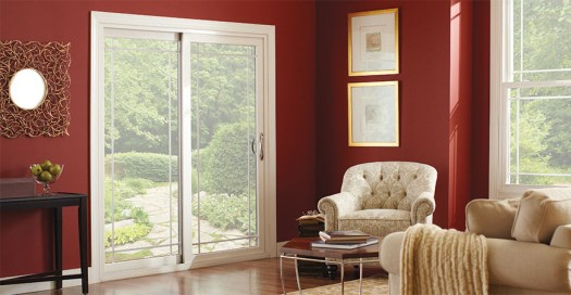 2-Panel Sliding Glass Door