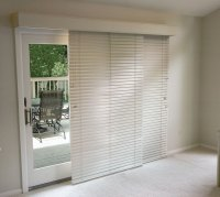 Horizontal Blinds For Patio Doors - Glider Blinds