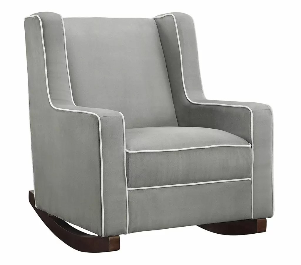 Upholstered Glider Chair Best Upholstered Rocking Chair A Complete Buyer 39s Guide