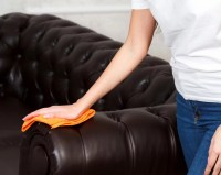How to Clean Leather Furniture: Leather Chair Care ...