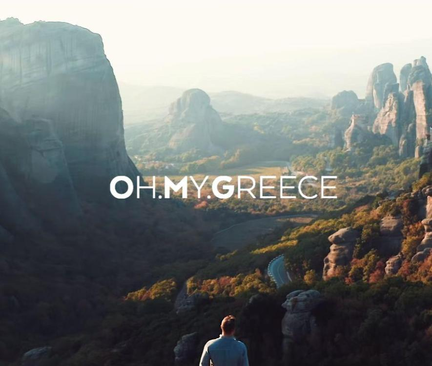 Oh My Greece