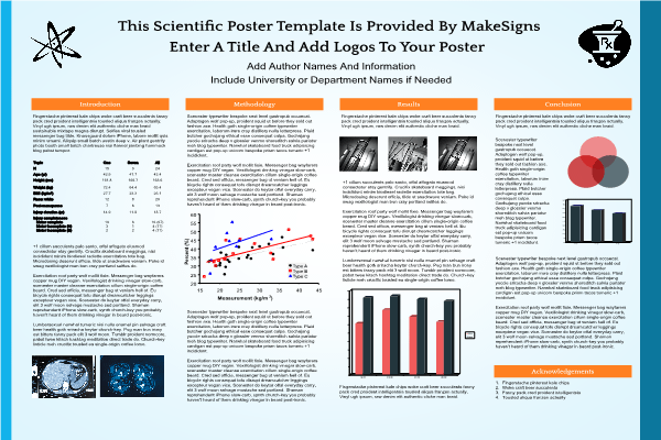 scientific poster examples