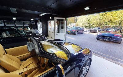Open up your car showroom?