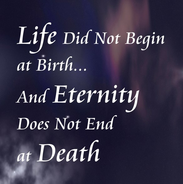 Life is Eternal