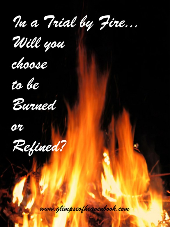 Burned or Refined