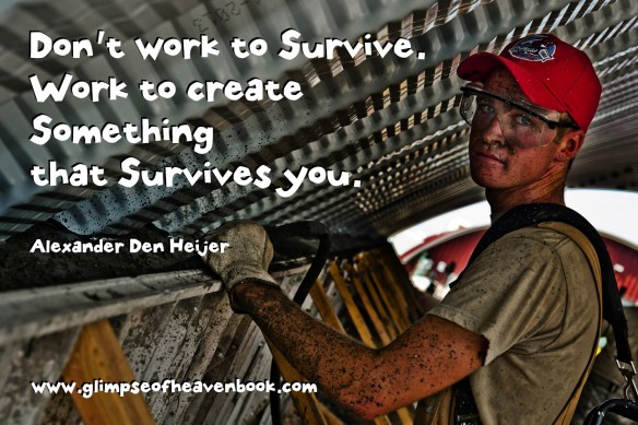 Don't work to survive construction-646914