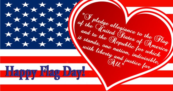 I pledge allegiance to the Flag  of the United States of America  and to the Republic for which  it stands, one nation, indivisible,  with liberty and justice for  All