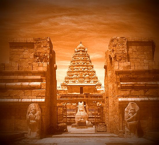 Dravidian Style of Temple Architecture