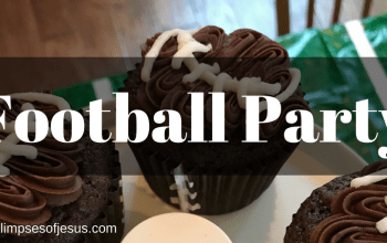 Football Birthday Party