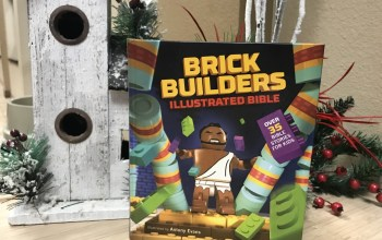 Brick Builders Illustrated Bible Review