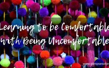Learning to be Comfortable with the Uncomfortable