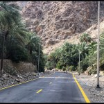 Wadi Shees, leadign to lots of hidden gems
