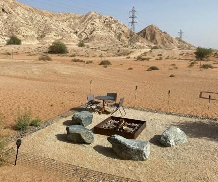 Al Faya Resort