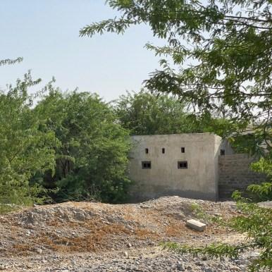 Old house at Khatt, Ras al Khaimah