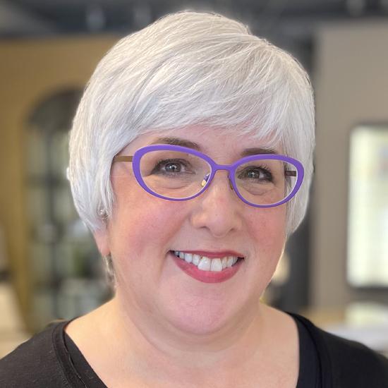 Lesley Bramson Optician Gold Coast