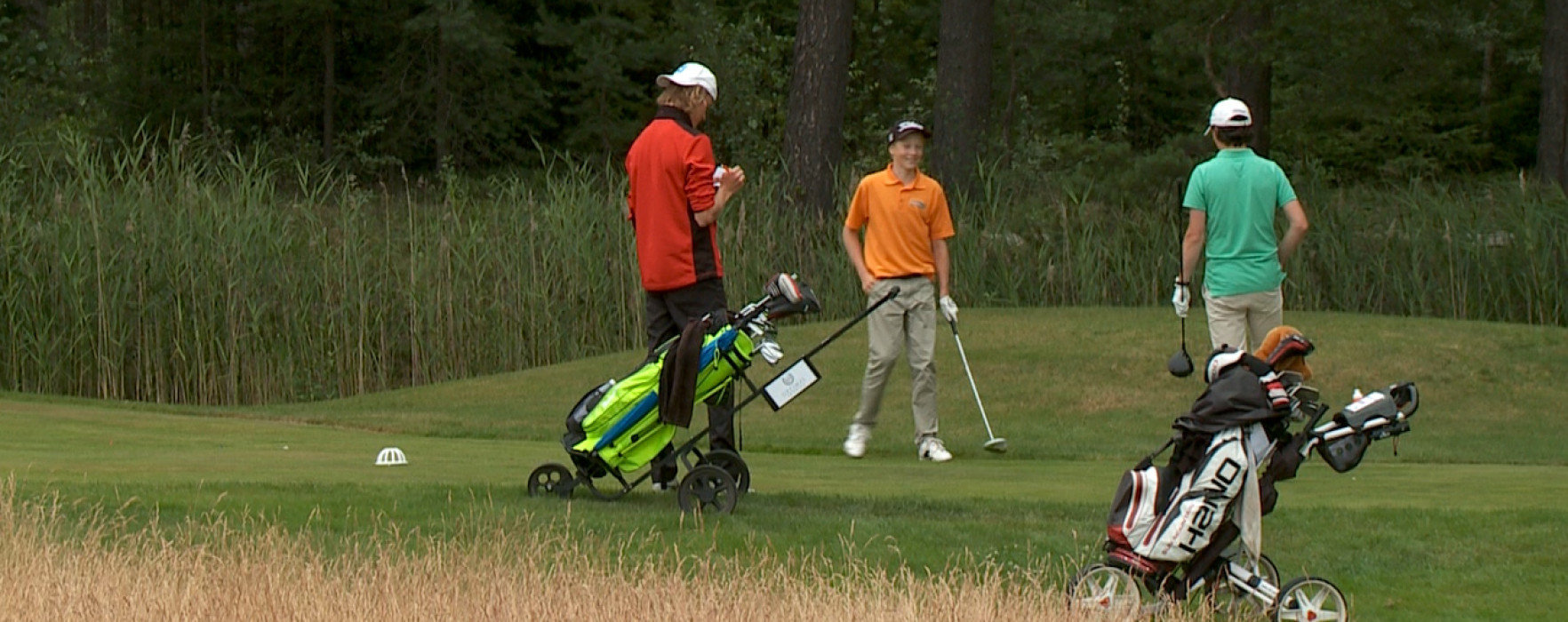 Glimt Sport – Jonas Blixt Invitational 2015