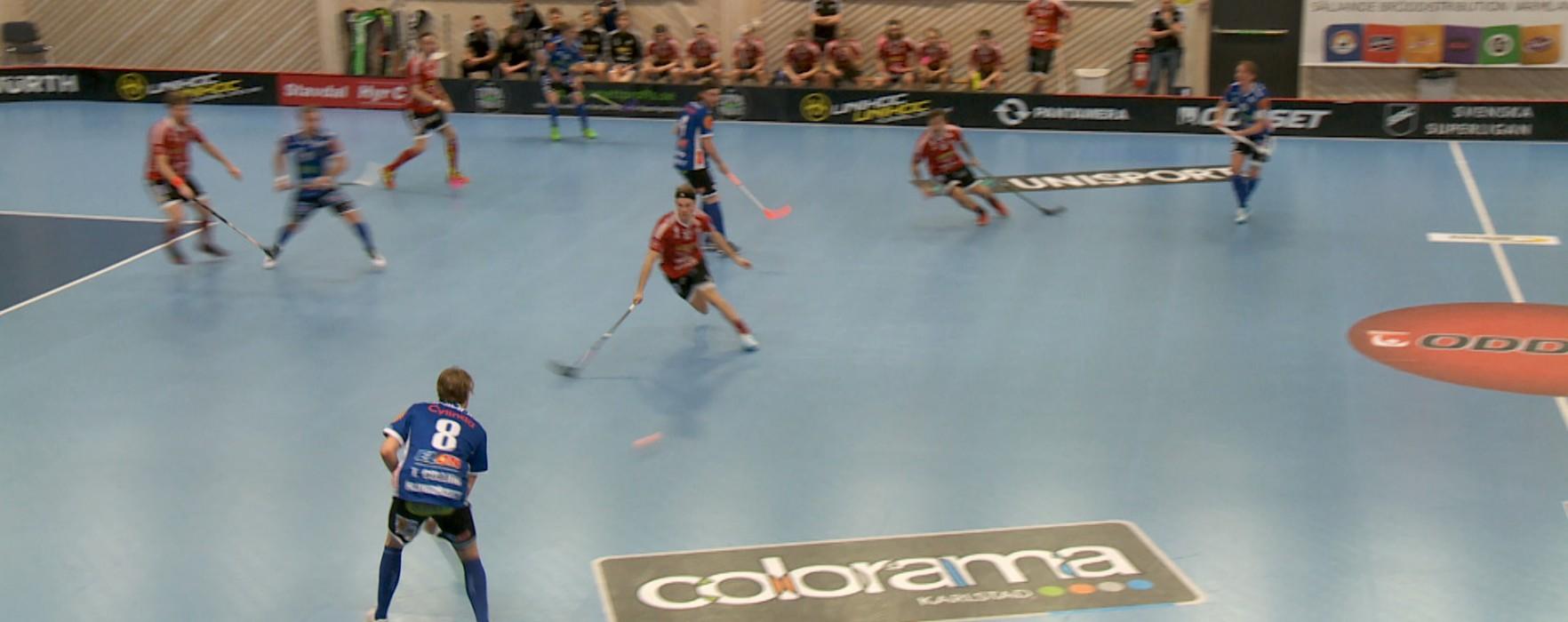 Glimt Sport, SSL Sammandrag Karlstad IBF – Storvreta IBK