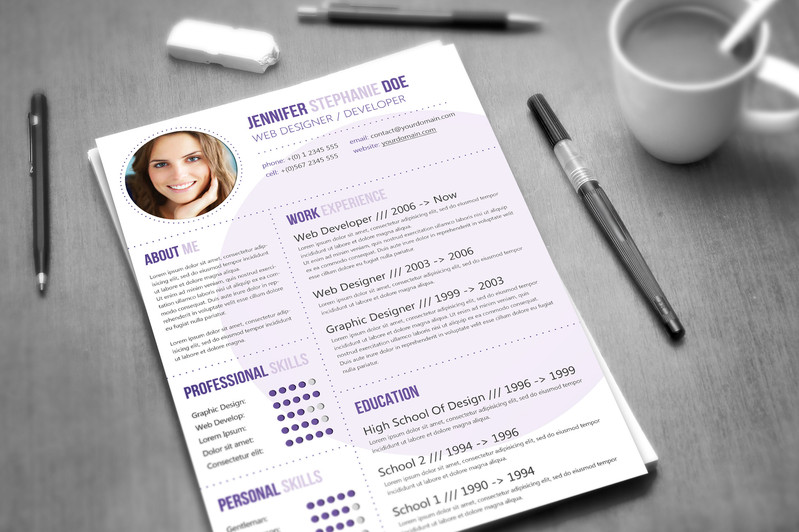 """Resumes That Will Make You Go """"WOW"""" - Glints"""