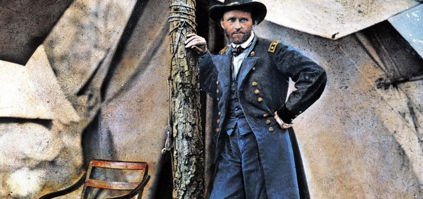 Rising through the ranks: Today's historians have a higher opinion of Ulysses S. Grant