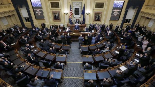 Democrats erase 32-seat GOP advantage in Virginia House of Delegates; recounts likely to determine control via bridgesfreezefirst