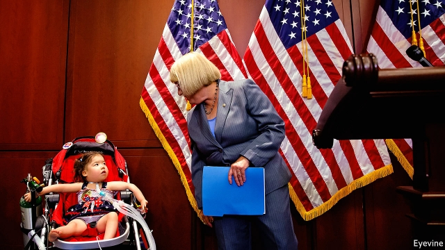 High-stakes health care: Chipped away — Congressional inaction threatens health insurance for poor children via TheGhostOfTzvika