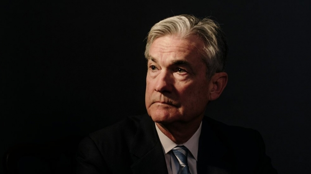 Trump Announces Jerome Powell as New Fed Chairman via Danchekker