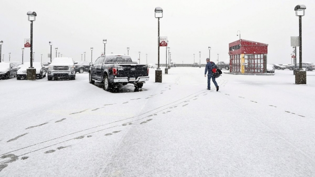 Delta Cancels 625 Flights as Snowstorm Hits Atlanta Airport via BudrickBundy