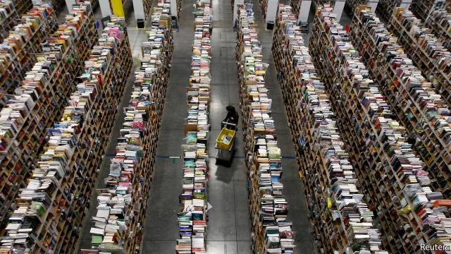 Unfulfillment centres: What Amazon does to wages — Is the world's largest online retailer underpaying its employees? via TheGhostOfTzvika