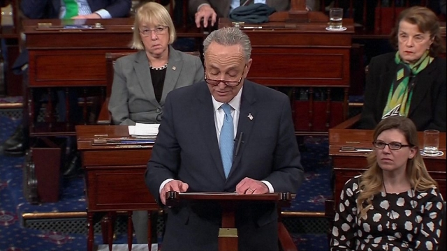 US government shuts down after Senate vote via UnsuspectedStream
