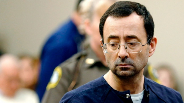 Nassar receives final sentence: 40 to 125 years via OverflowDs