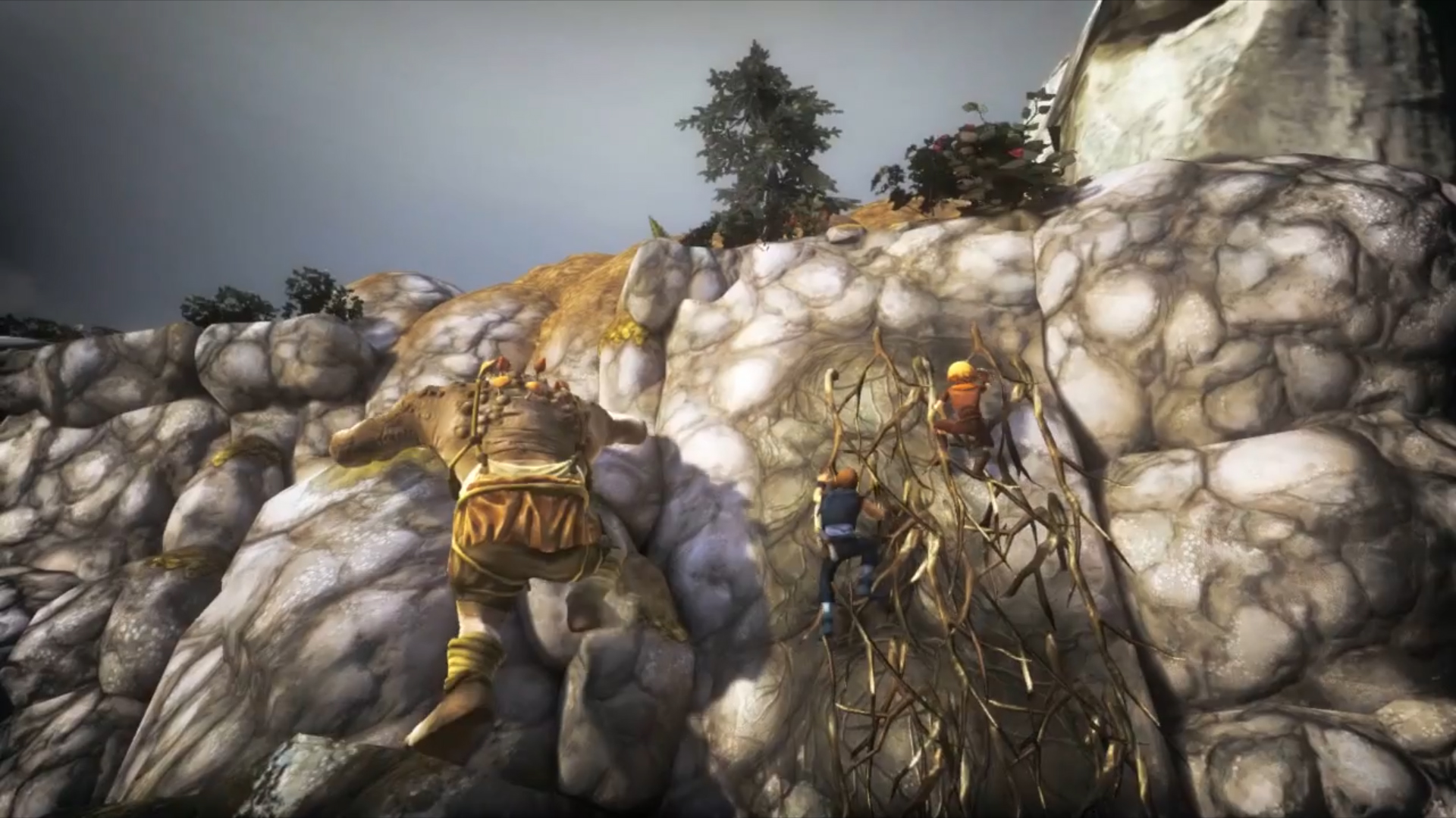 Brothers A Tale Of Two Sons Teaser Trailer