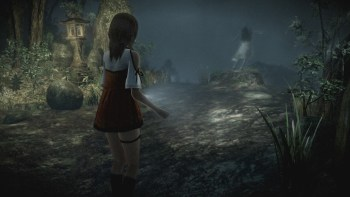 The game has tons of creepy atmosphere.