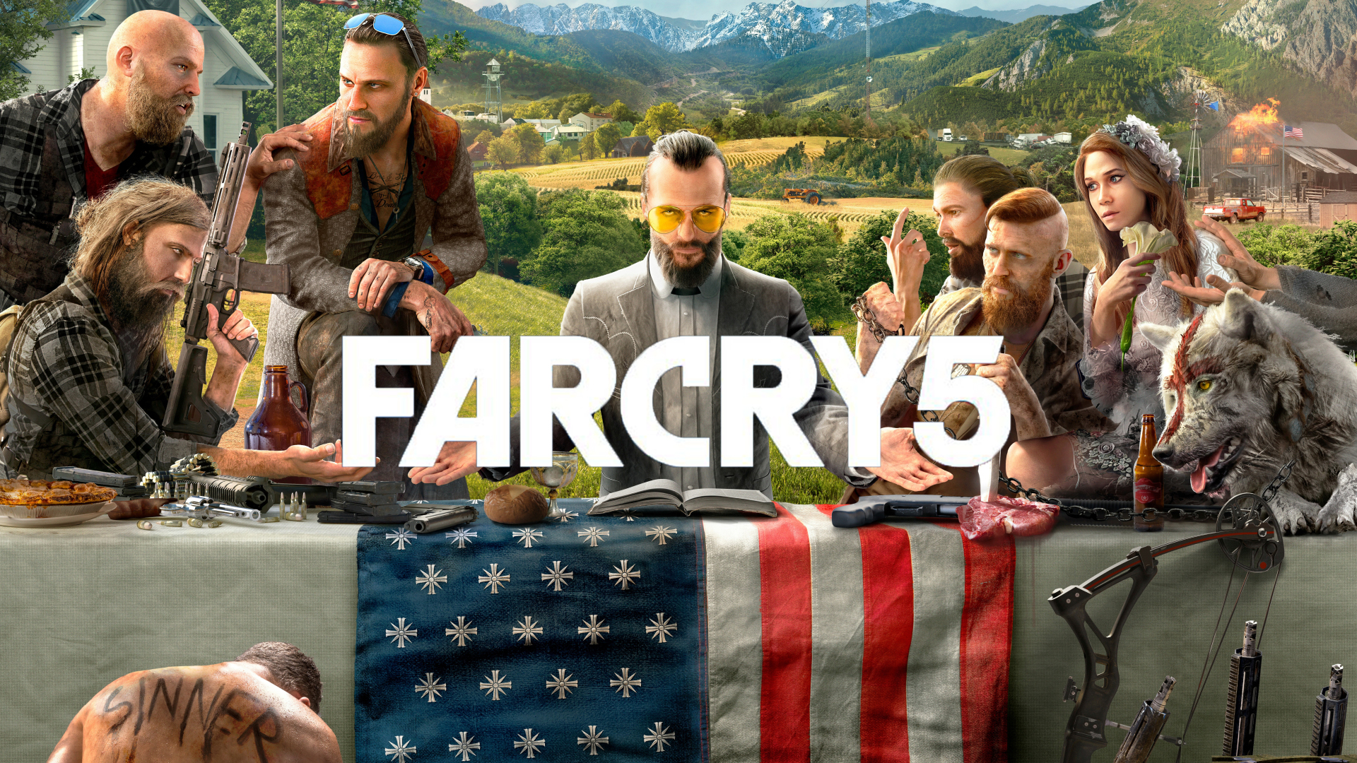 far cry 5 map editor ai waves
