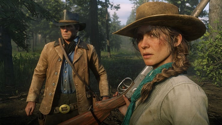 Red Dead Redemption 2's First-Person Mode