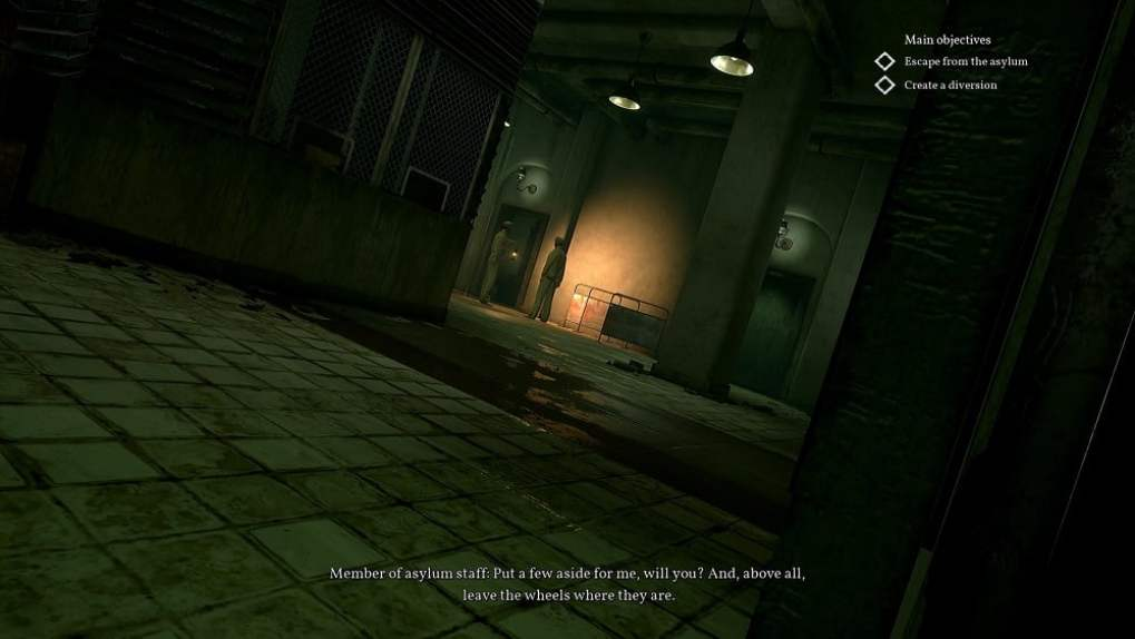 Call of Cthulhu stealth