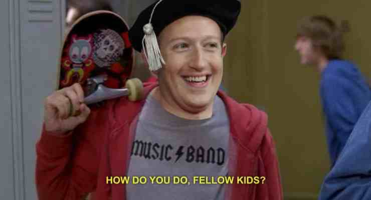Facebook Teen App