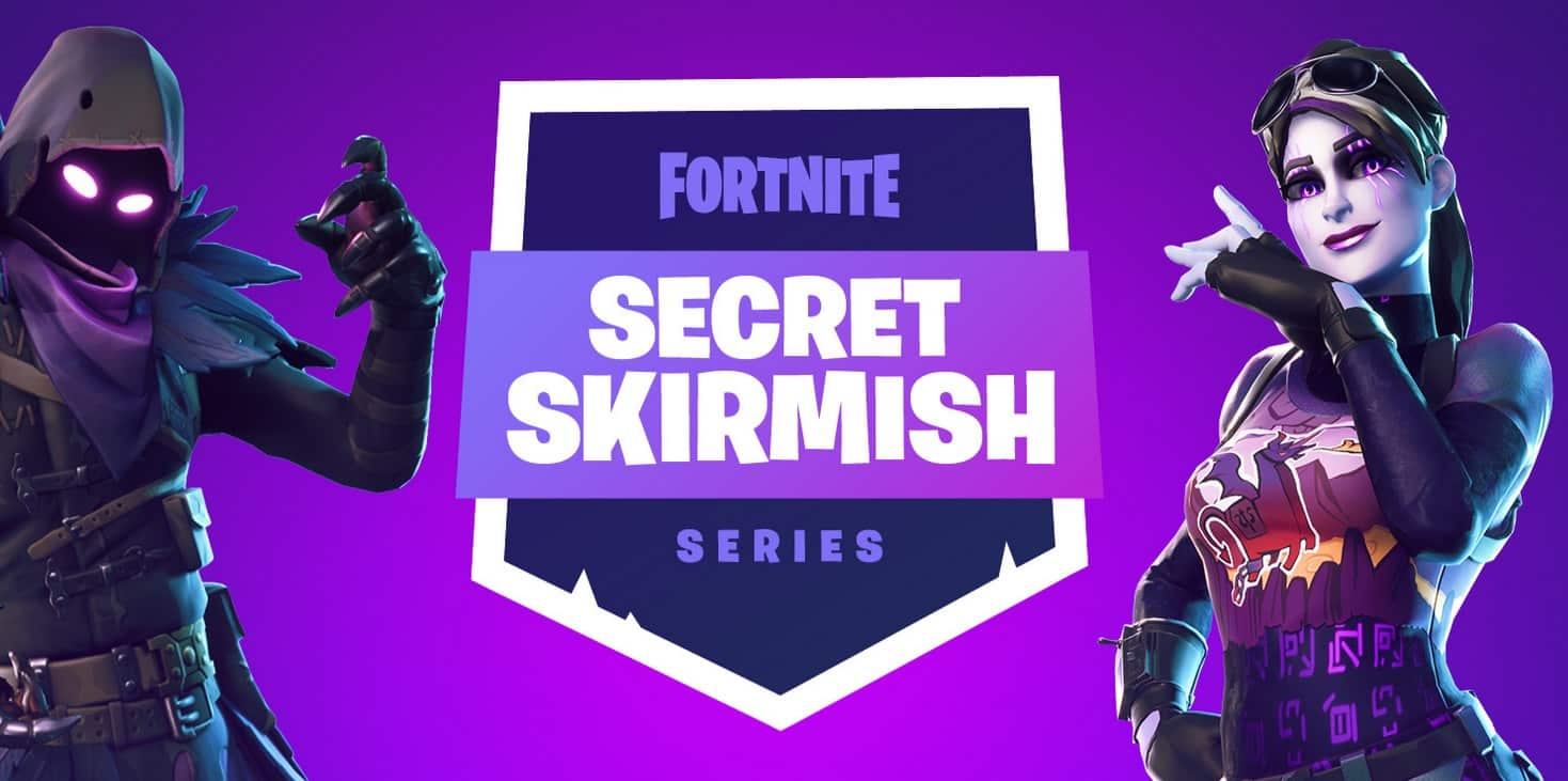 Fortnite Secret Skirmish