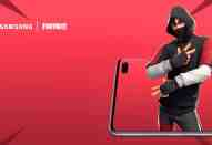 Galaxy S10 Fortnite Skin
