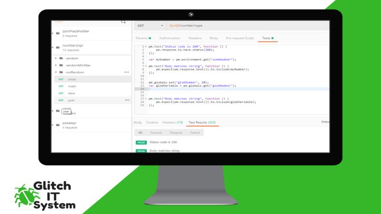 Udaemy API Testing