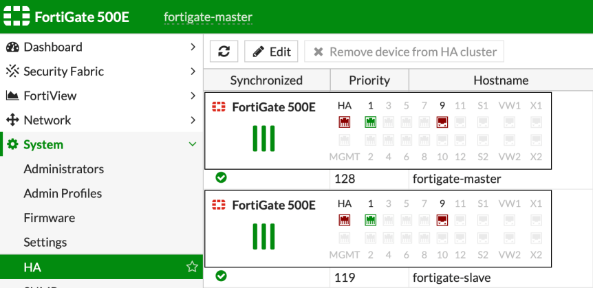 How To Configure Fortinet Router